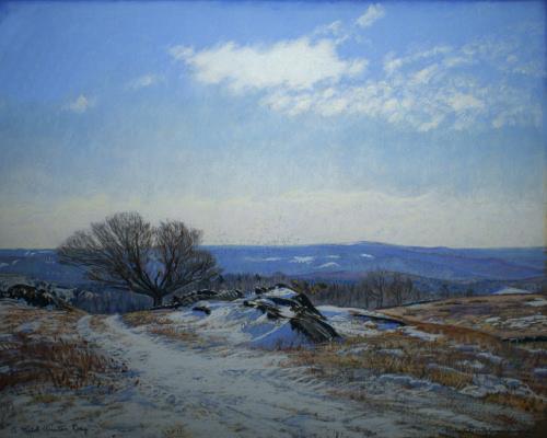 Mild Winter Day...